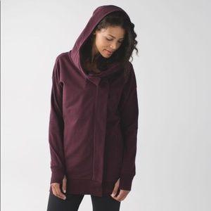 Lululemon Wrap Up Hooded Jacket